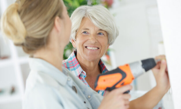 Low-Cost Super Easy Home Upgrades For Seniors