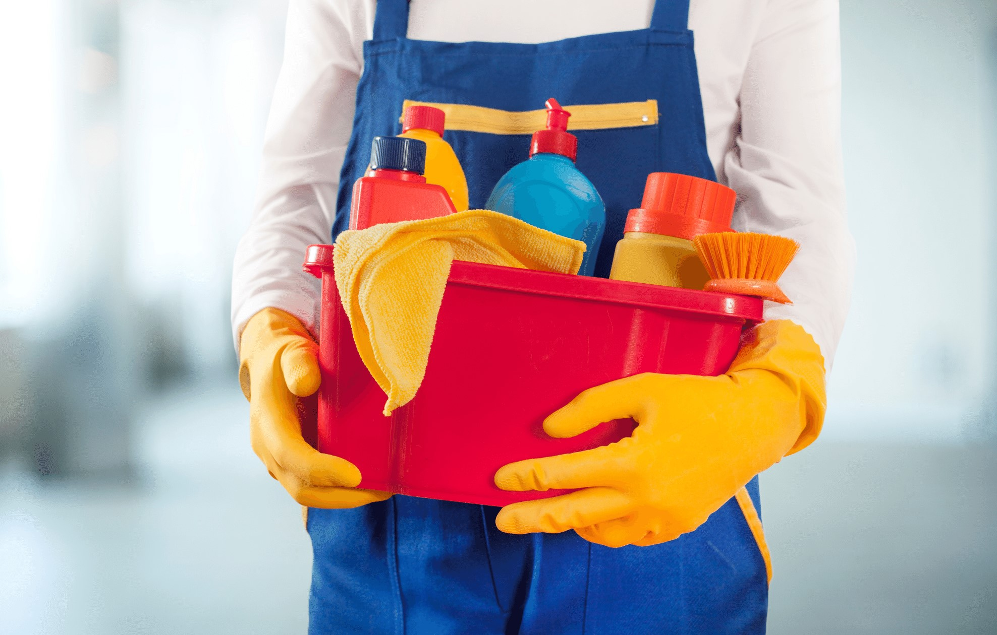 cleaning service for seniors